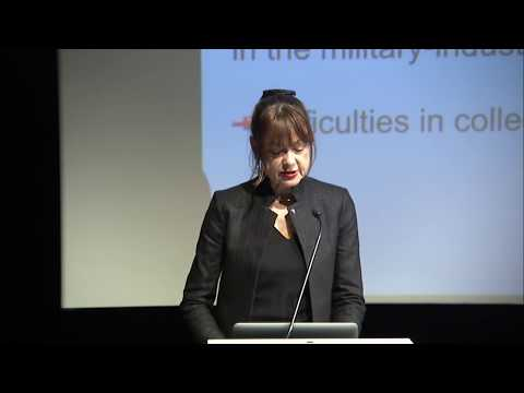 Challenges of Digital Art for our Societies - Lecture by Christiane Paul