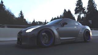 LB-Performance Nissan GTR w Armytrix Exhaust Epic Sounds