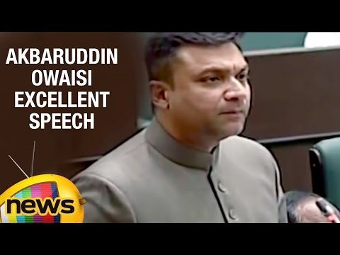 TRS and MIM will win in   elections : Akbaruddin Owaisi ...