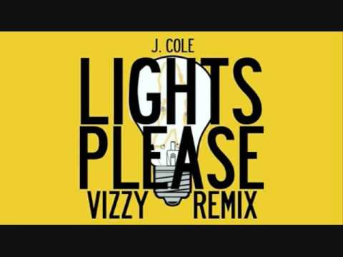 J. Cole  - Lights Please (Vizzy Remix)