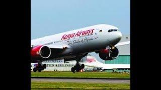 Kenya Airways launches flights to Rome, Geneva | Kenya news today