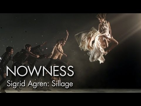 """Sigrid Agren in """"Sillage"""" by Santiago & Mauricio"""