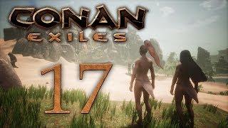 Conan Exiles - прохождение игры на русском - Пробуем Чистку [#17] | PC
