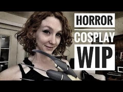 Horror Cosplay WIP Fullmetal Ifrit