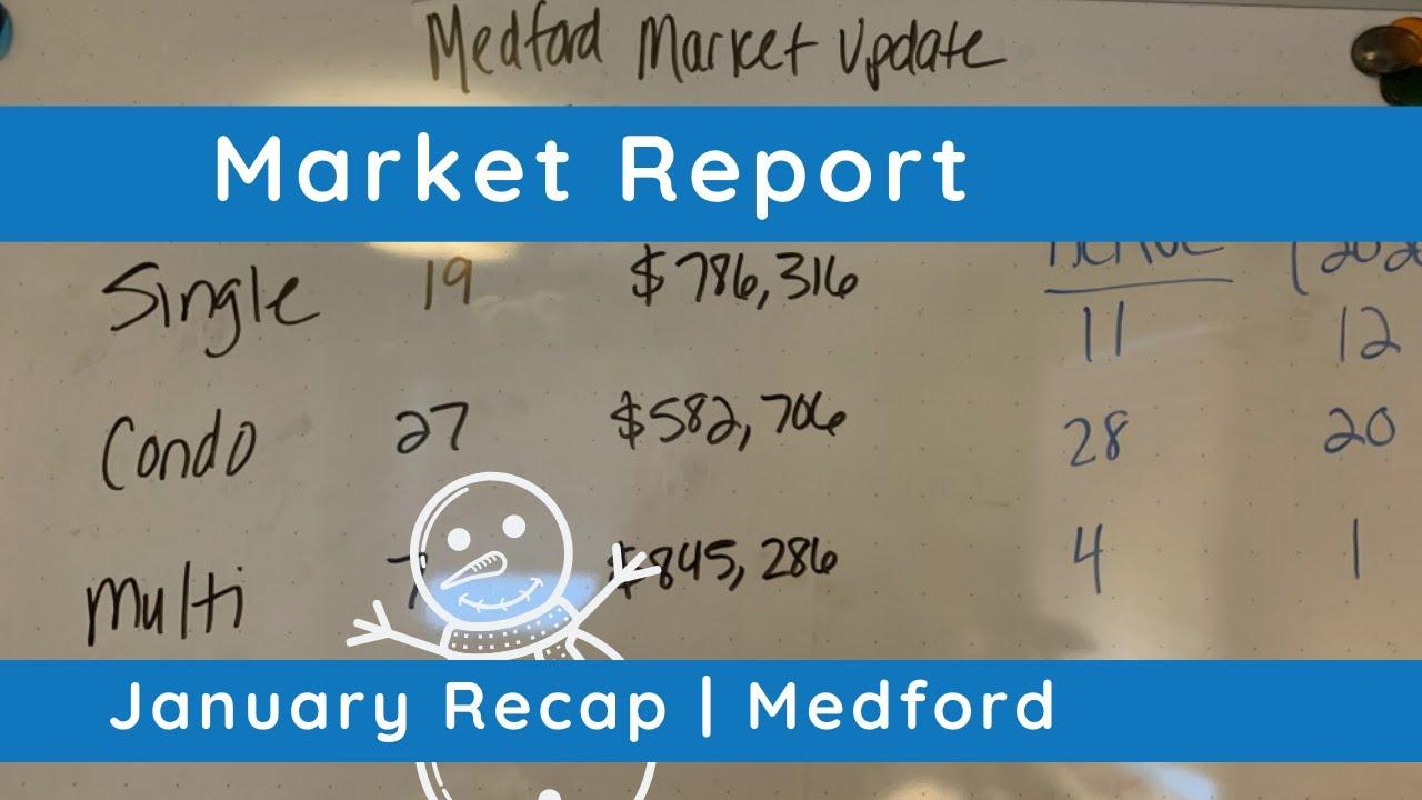 Market Report | Medford MA