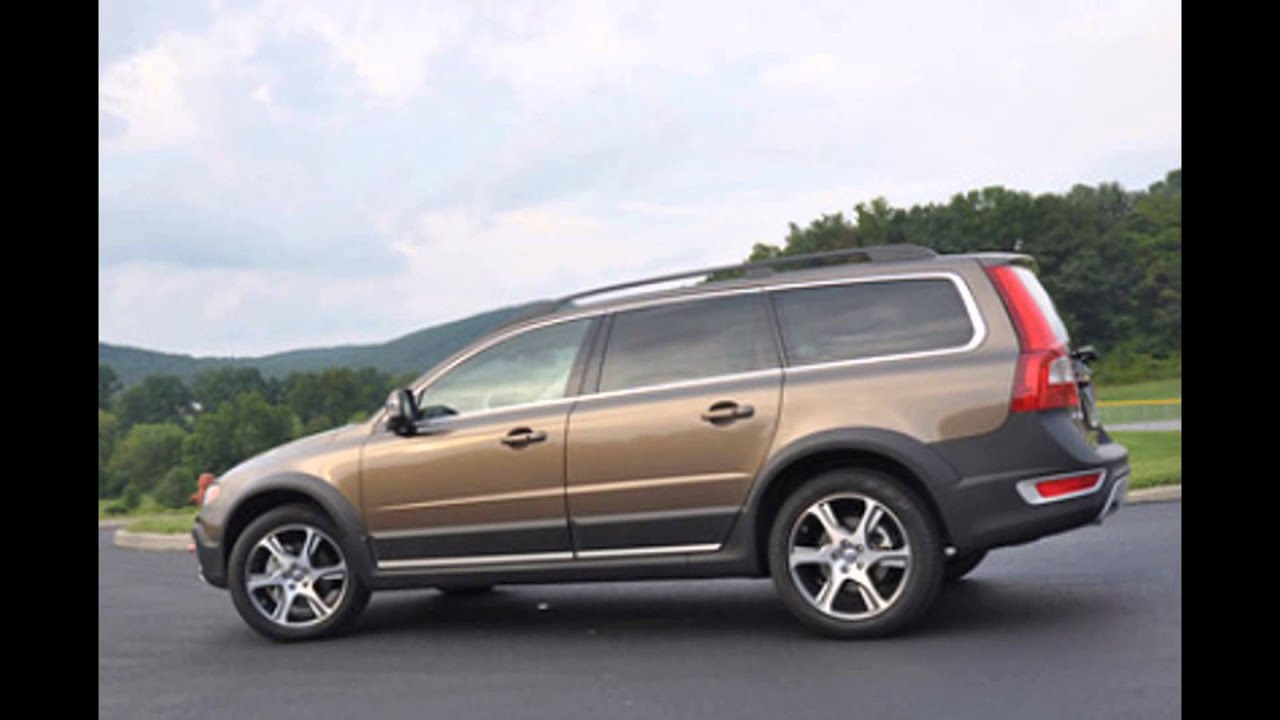 2016 Volvo XC70 Twilight Bronze Metallic