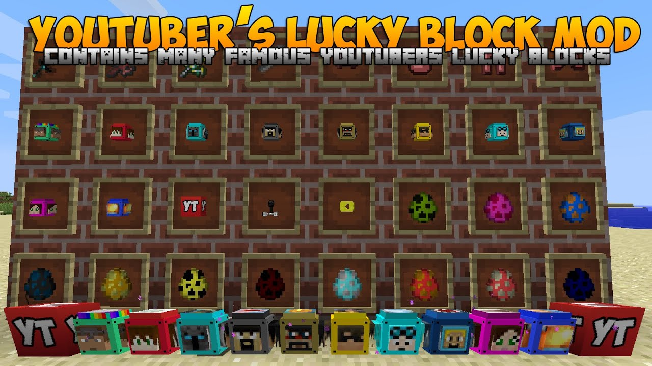 astral lucky block mod 1.8.9 download