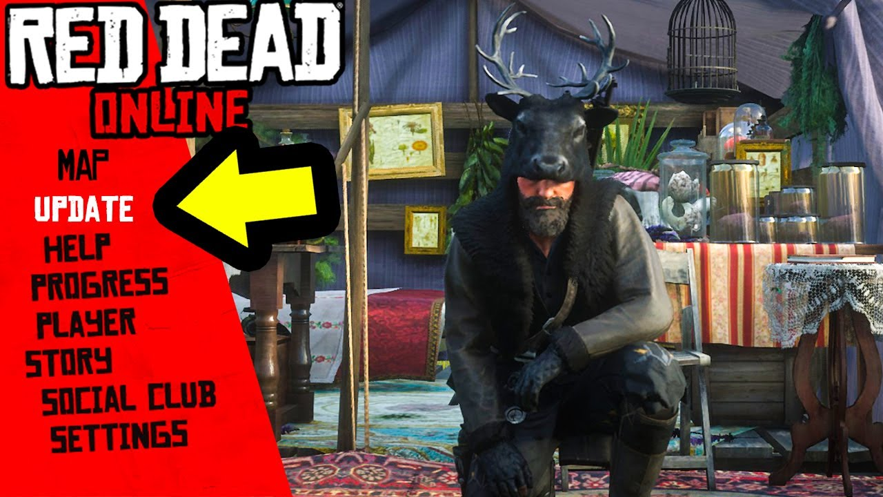 How to Level Naturalist Role Explained! New Red Dead Online Update thumbnail