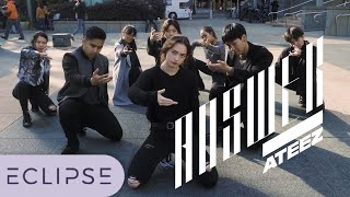 [KPOP IN PUBLIC] ATEEZ (에이티즈) - ANSWER Full Dance Cover [ECLIPSE]