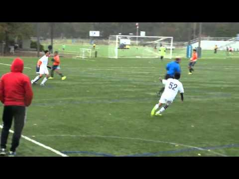 U14 Railhawks Academy vs TFC Alliance (11-01-2014)