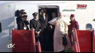 Podróż apostolska Ojca św. Franciszka do Armenii: Ceremonia pożegnania