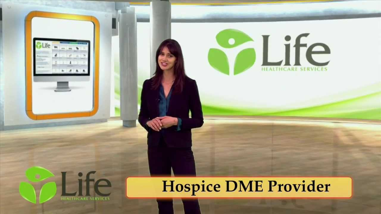 DME Sofware | Life Healthcare Services