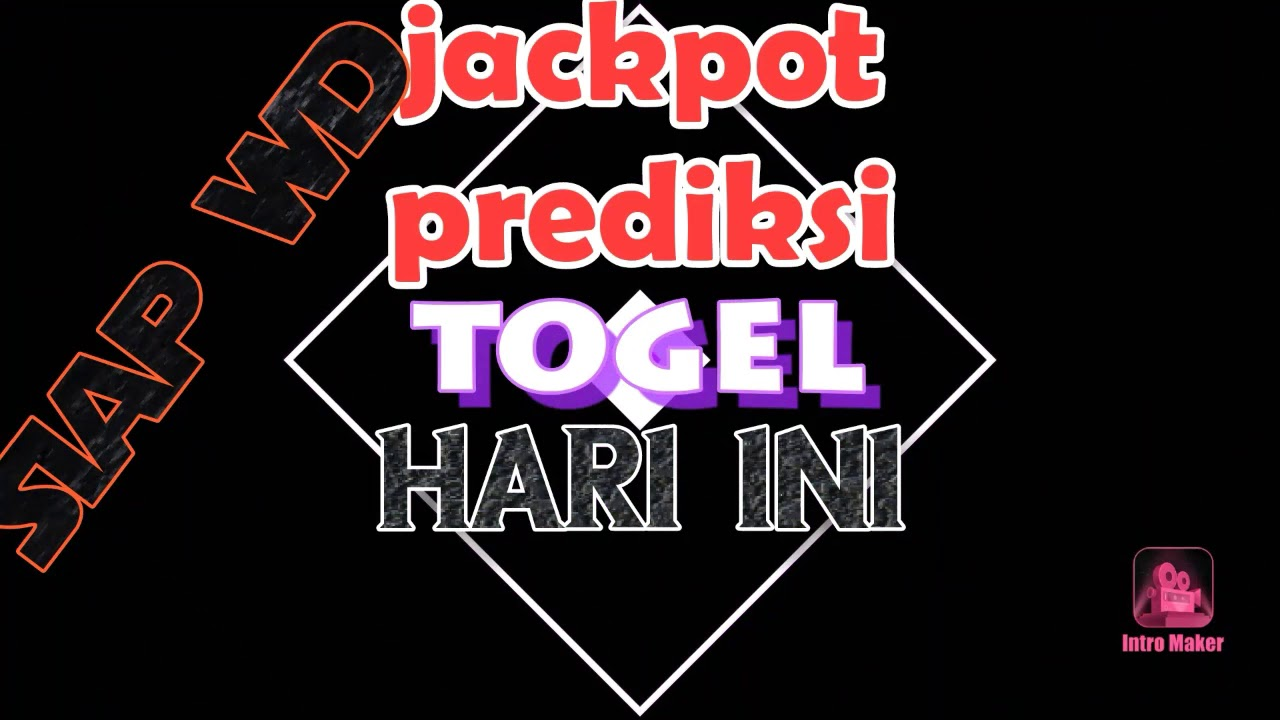 Jackpot4D SGP Sabtu 25\/01\/2020 - YouTube