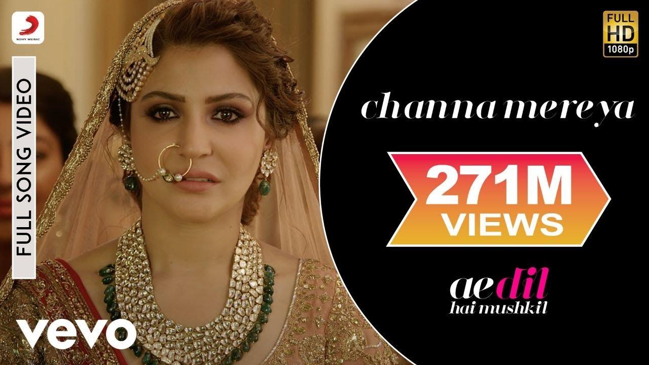 Perfect Music Channa Mereya Full Song Video Ae Dil Hai Mushkil Ranbir Anushka Pritam Arijit Car Loans