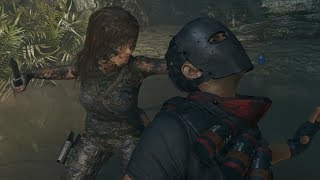 Shadow of the Tomb Raider Stealth Kills & Takedowns Compilations