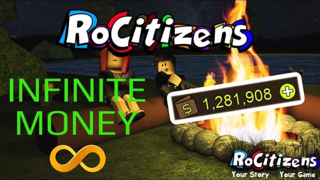 RoCitizens infinite money 2019 hack/script  - YouTube