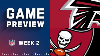 Atlanta Falcons vs. Tampa Bay Buccaneers   Week 2 NFL Game Preview