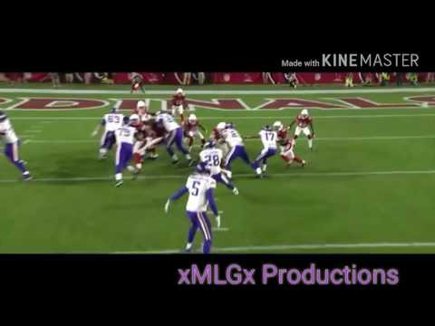 Adrian Peterson Highlights - Super Powers - Lil Durk