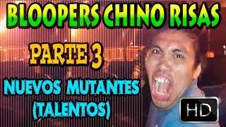 Chino Risas 2015 detras de Camaras y Bloopers PARTE 3