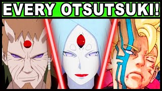 All 12 Otsutsuki Clan Members and Their Powers Explained! (Naruto / Boruto Every Otsutsuki)