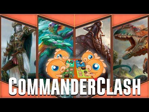 Commander Clash S4 Episode 4: Standard Commander
