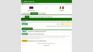 Лихтенштейн Италия Прогноз и обзор матч на футбол 15 октября 2019 Чемпионат Европы