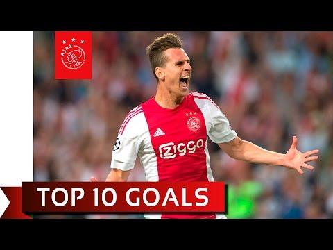 TOP 10 GOALS - Arek Milik