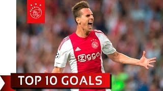 TOP 10 GOALS - Arek Milik