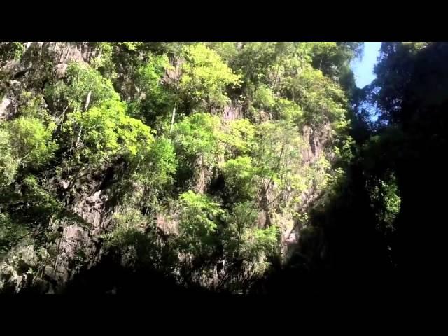 Koh Muk - Emerald Cave (Tham Morakot)