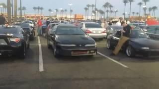 Car show Scottsdale Pavilions
