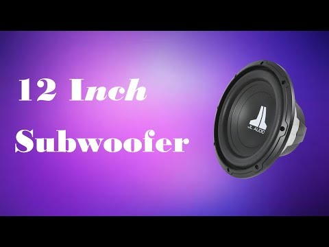 Top 10 Best 12 Inch Subwoofers