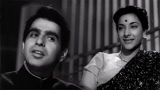 Dekh Liya Maine Kismat Ka Tamasha - Bollywood Classic Hit Sad Song - Deedar - Dilip Kumar, Nargis