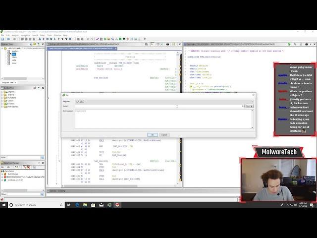 Ghidra - Free Reverse Engineering Tool Released by NSA