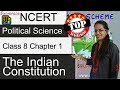 NCERT Class 8 Political Science / Polity / Civics Chapter 1: The Indian Constitution
