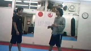 空手の蹴り技は、より独創的に」 塚本徳臣選手が、それを教えてくれた。...
