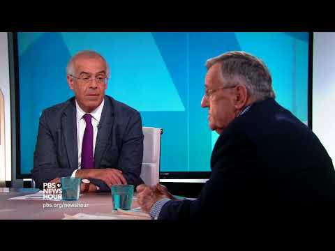 Shields and Brooks on Las Vegas tragedy, Trump-Tillerson tensions