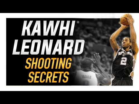 Kawhi Leonard Shooting Form: NBA Shooting Secrets