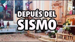 Lo que no mostraron del sismo|Puebla, Tochimilco