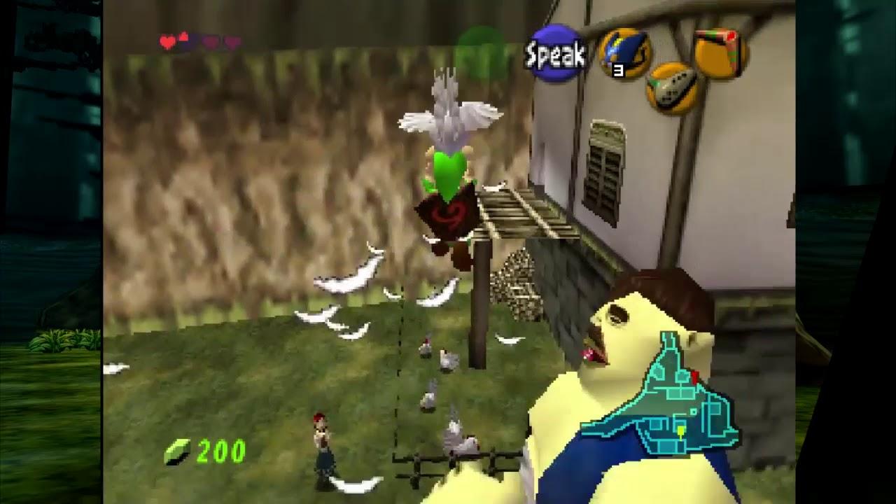 Zelda OoT Randomizer [19]: Free Deku Sticks