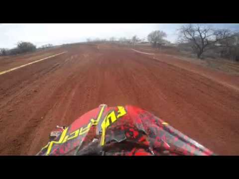 Elk city motocross track new lay out 2015