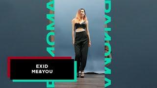 EXID(이엑스아이디) - ME&YOU dance cover #Shorts | Yi Lyn (form…