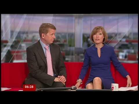 Sian Williams mvp Breakfast News 3 9 09