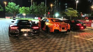 2016 Gulf Car Festival Dubai (Short Footage)