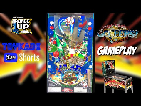 Arcade1Up Attack From Mars Gameplay - No Good Gofers! #Shorts from ToyKade
