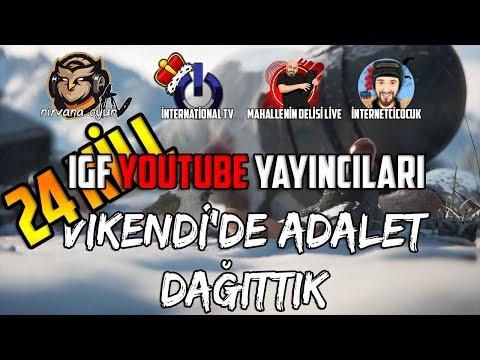 AĞIR MİSAFİRLERİM VARDI International Tv | Mahallenin Delisi | InternetciCoçuk PUBG MOBİLE