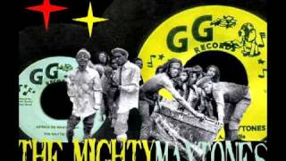 The Mighty Maytones & Trinity ~ Africa We Want To Go / Natty Tired Fe Carry Load