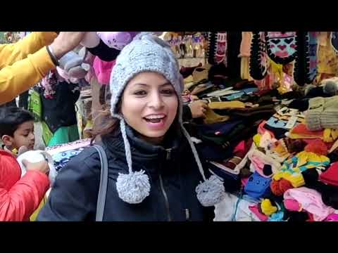 Best Ladies Winter Cap   Shopping with Wife  