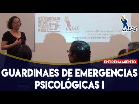 Guardianes De Emergencias Psicológicas I