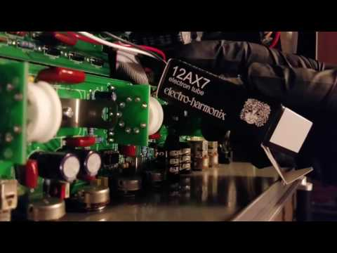 Aguilar db751 tube replacement how-to