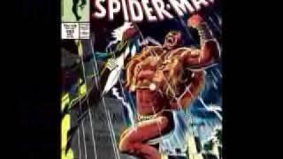Amazing Spiderman Covers 200-299